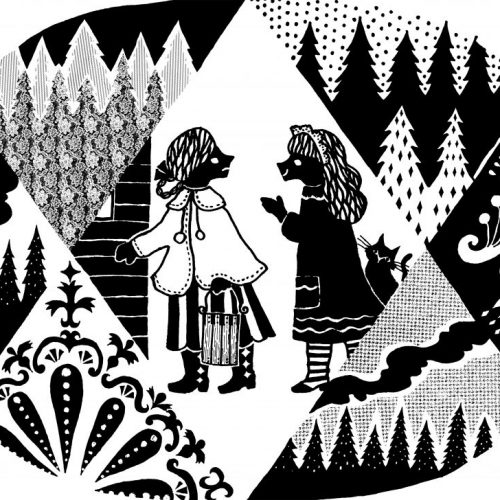 The story of Lili & Mimi「リリとミミの物語」