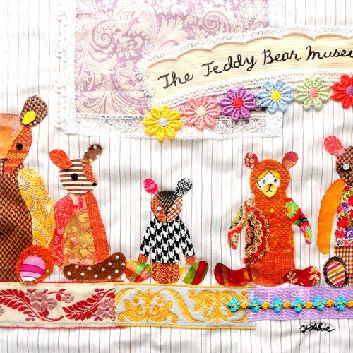 The teddy bear museum「テディベア・ミュージアム」