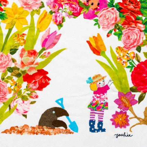 Spring gardener