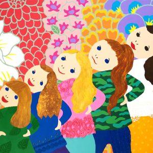 Made-to-order Kids & Family Portrait・キッズ & ファミリー・ポートレート【オーダーメイドでつくります】