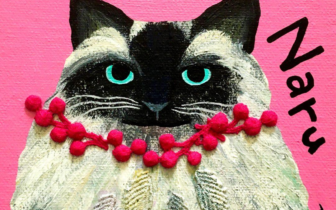Made-to-order Animal Portrait・アニマル・ポートレート【オーダーメイドでつくります】