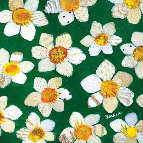 'Narcissus' Birth flower・December・12月誕生花・ナルキッソス